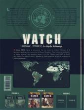 Verso de Watch -4- La lignée kallawaya