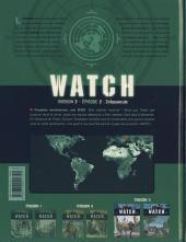 Verso de Watch -6- Crépuscule