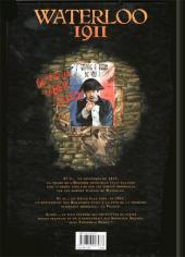 Verso de Waterloo 1911 -1- Un rouquin de trop