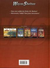 Verso de Wayne Shelton -7- La lance de Longinus