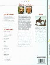 Verso de Western - Tome TLFnac