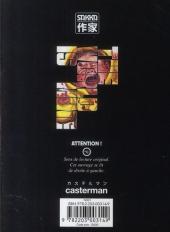 Verso de World is Mine (The) -9- Volume 9