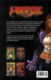 Verso de Witchblade (Delcourt) -4- Révélations