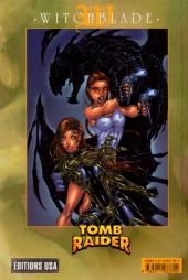 Verso de Witchblade (Éditions USA) -10- TB/W. 1, W/TB 1, Tales of the W. 5