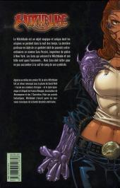 Verso de Witchblade (Delcourt) -1- Le Jeu de la mort