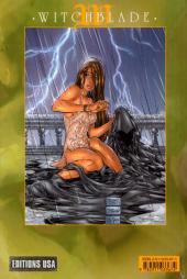 Verso de Witchblade (Éditions USA) -7- Witchblade tome 7