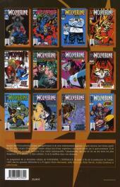 Verso de Wolverine (l'intégrale) -2- Wolverine : l'intégrale 1989