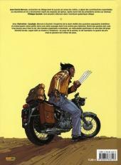 Verso de Wolverine : Saudade