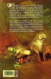 Verso de Wormwood -1- Gentleman zombie