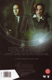 Verso de X-Files (The) - La vérité est ailleurs -1- Paranoïa