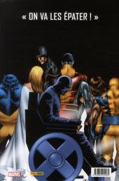 Verso de Astonishing X-Men -1- Surdoués