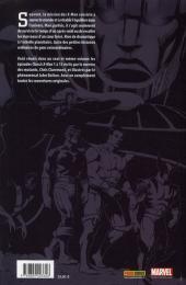 Verso de Best of Marvel -15- X-Men : Vignettes