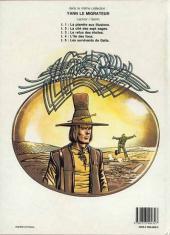 Verso de Yann le migrateur -5- Les survivants de Galia