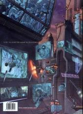 Verso de Zak Blackhole -1- Star Epidemy