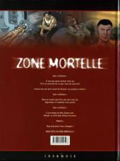 Verso de Zone mortelle -2- Hypnos