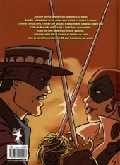 Verso de Zorro (Les nouvelles aventures de) -1- L'armée secrète