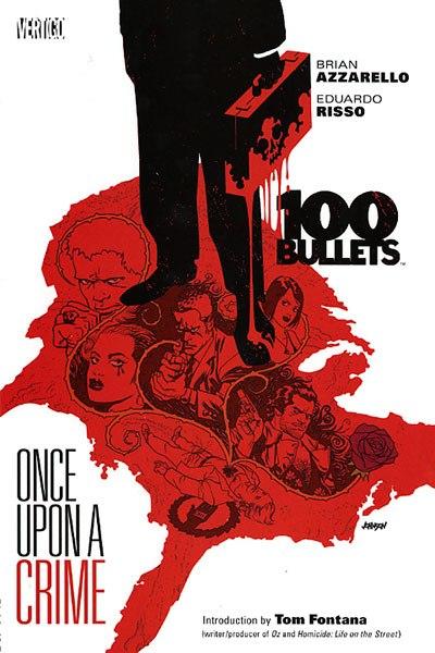 Couverture de 100 Bullets (1999) -INT11- Once upon a crime