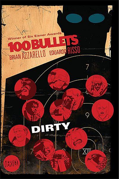 Couverture de 100 Bullets (1999) -INT12- Dirty