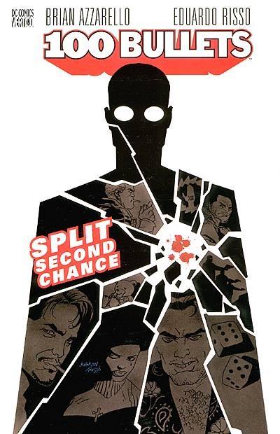 Couverture de 100 Bullets (1999) -INT02- Split second chance