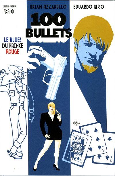 Couverture de 100 Bullets (albums brochés) -5- Le Blues du Prince Rouge