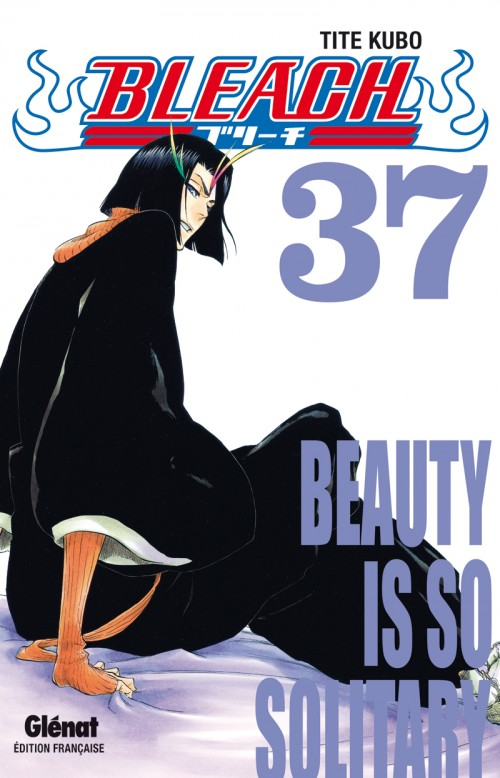 Couverture de Bleach -37- Beauty is so Solitary