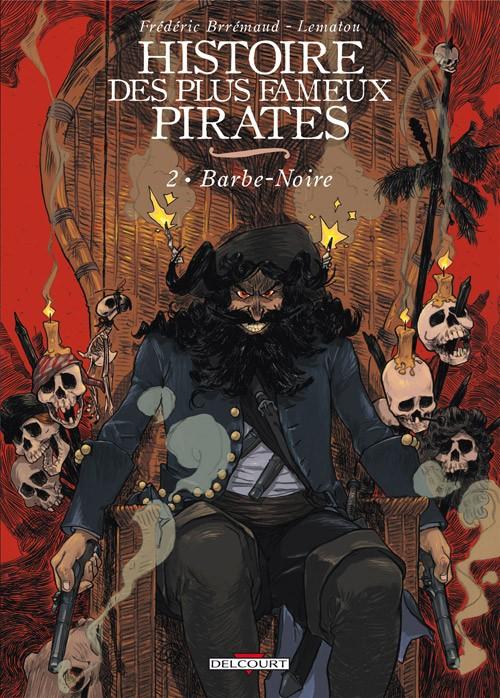 Histoire des plus fameux pirates Tome 2