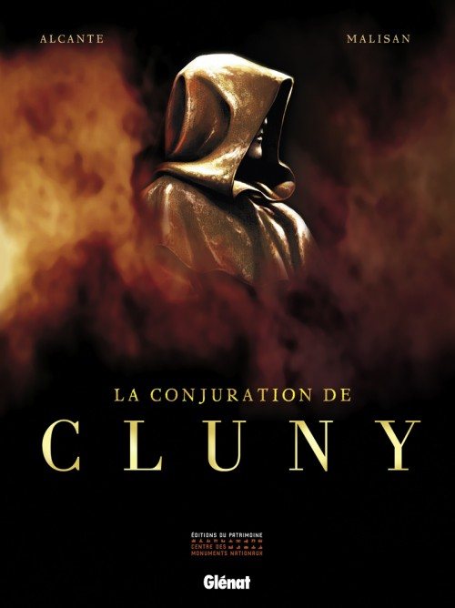 Couverture de La conjuration de Cluny