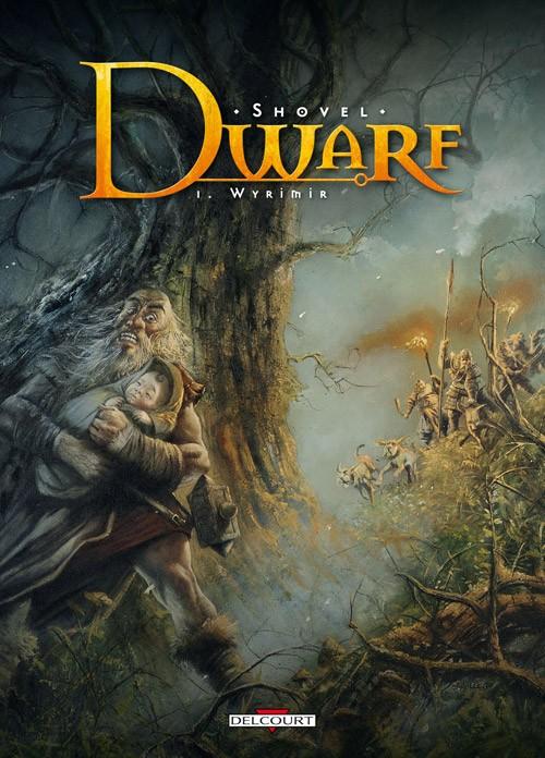 Dwarf - Intégrale - 4 Tomes - PDF