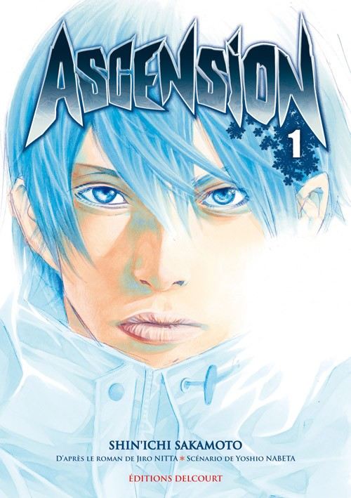 Couverture de Ascension (Sakamoto) -1- Tome 1