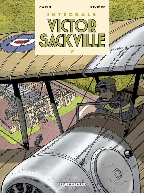 Couverture de Victor Sackville -INT7- L'intégrale - volume 7