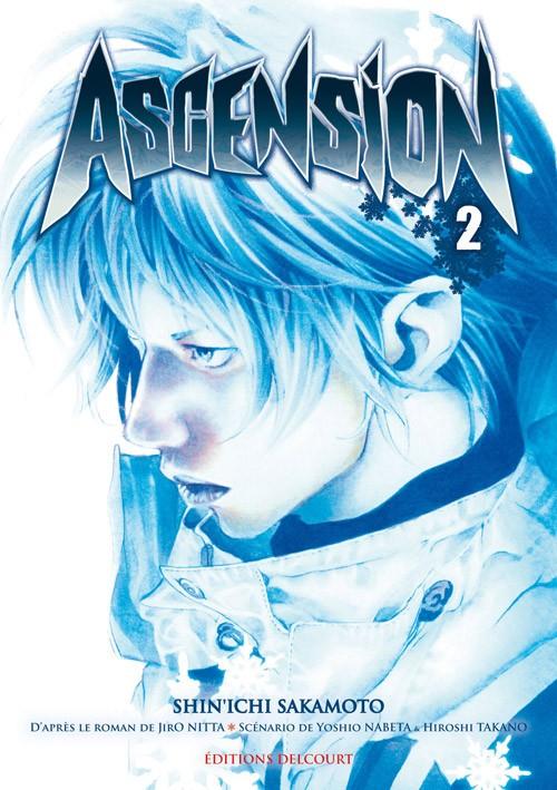 Couverture de Ascension (Sakamoto) -2- Tome 2
