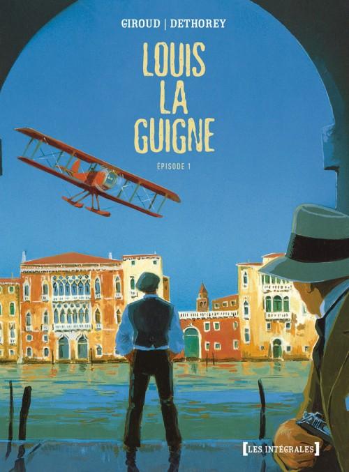 Couverture de Louis la Guigne -INT1- Épisode 1