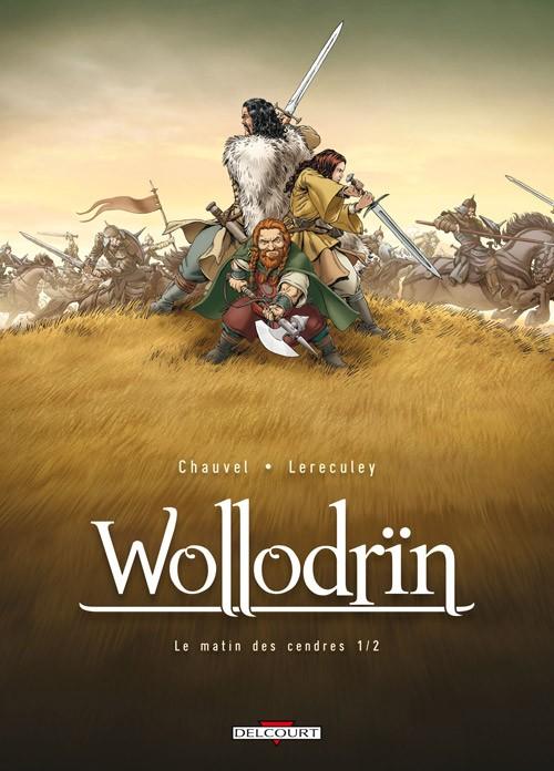 Couverture de Wollodrïn -1- Le matin des cendres 1/2