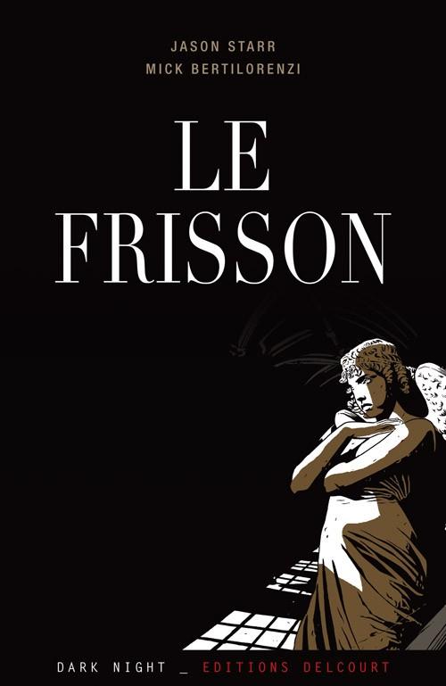 Couverture de Le frisson - Le Frisson