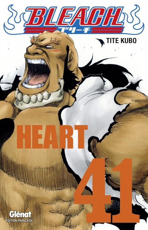 Couverture de Bleach -41- Heart