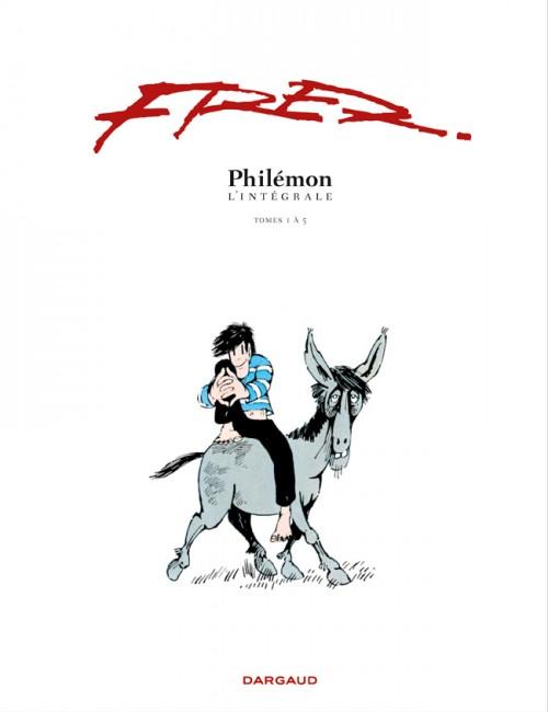 Couverture de Philémon (Nouvelle édition) -INT1- Intégrale (Tome 1 à 5)