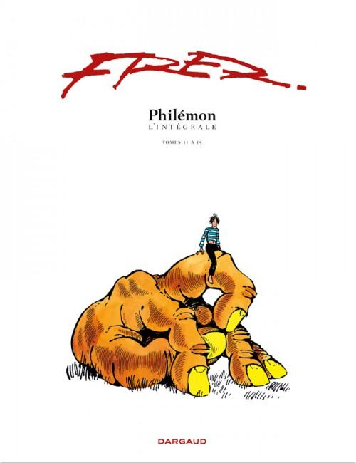 Couverture de Philémon (Nouvelle édition) -INT3- Intégrale (Tome 11 à 15)