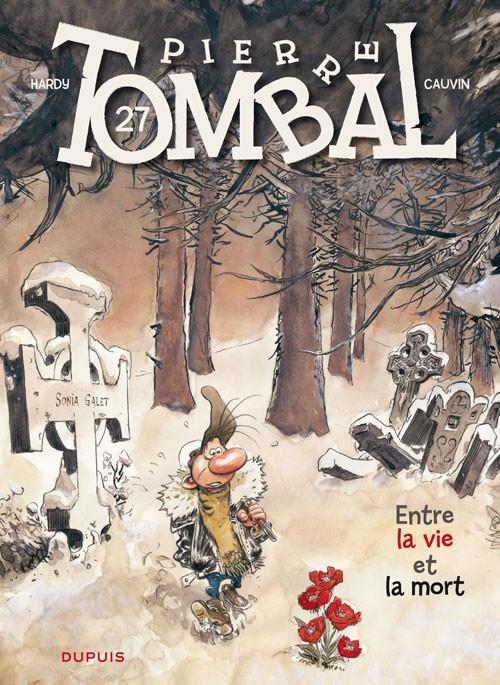 Couverture de Pierre Tombal -27- Entre la vie et la mort