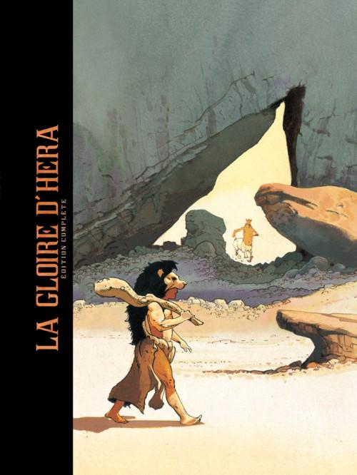 Couverture de La gloire d'Héra -INT- Edition complète