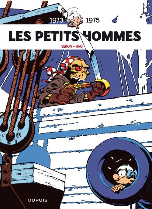 Couverture de Les petits hommes -INT03- Intégrale 1973-1975
