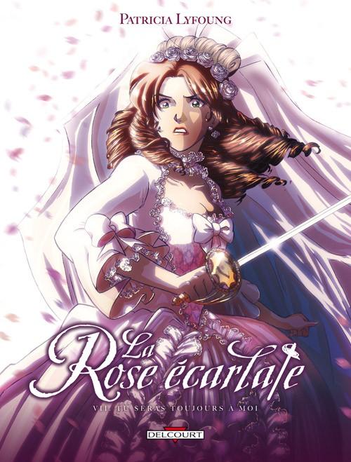 Couverture de La rose écarlate -7- Tu seras toujours à moi