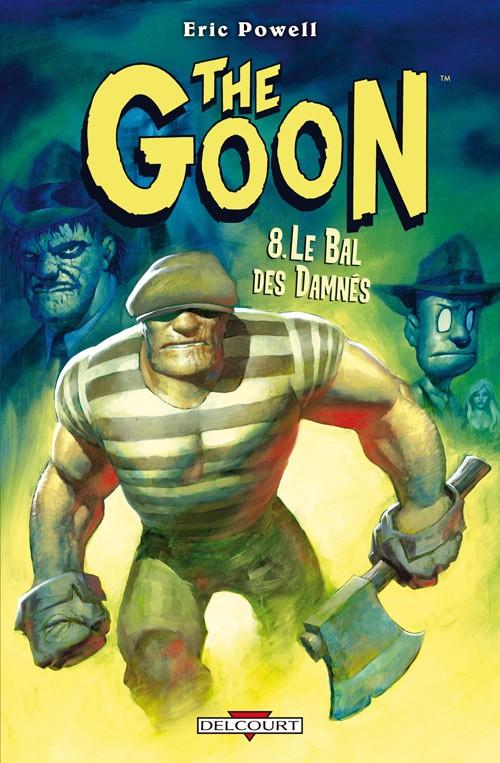 Couverture de Goon (The) -8- Le Bal des damnés