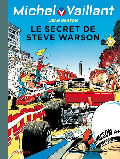 Couverture de Michel Vaillant (Dupuis) -28- Le secret de Steve Warson