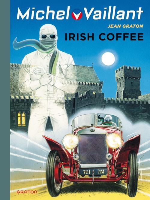 Couverture de Michel Vaillant (Dupuis) -48- Irish coffee