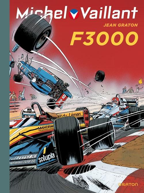 Couverture de Michel Vaillant (Dupuis) -52- F 3000