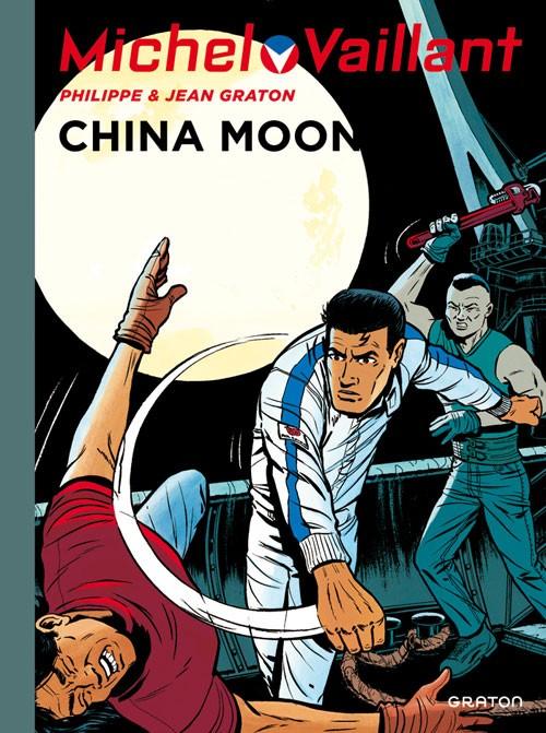 Couverture de Michel Vaillant (Dupuis) -68- China moon