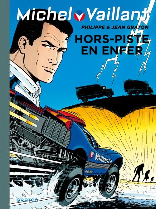 Couverture de Michel Vaillant (Dupuis) -69- Hors-piste en enfer