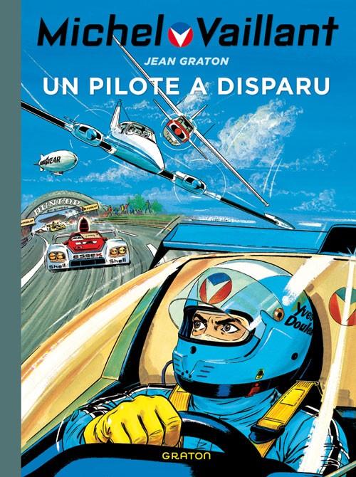 Couverture de Michel Vaillant (Dupuis) -36- Un pilote a disparu