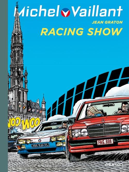 Couverture de Michel Vaillant (Dupuis) -46- Racing Show