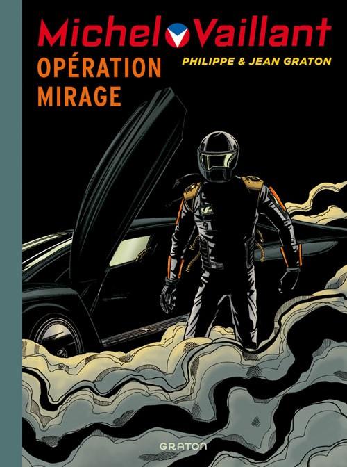 Couverture de Michel Vaillant (Dupuis) -64- Opération mirage